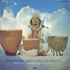 AKIRA ISHIKAWA Bakishinba - Memories of Africa album cover