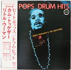 AKIRA ISHIKAWA Beat Pops / Drum Hits album cover