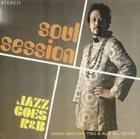 AKIRA ISHIKAWA Soul Session - Jazz Goes R&B album cover