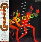 AKIRA ISHIKAWA Take Me To Disco album cover