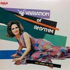 AKIRA ISHIKAWA Variations Of Rhythm album cover