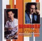 AKIRA JIMBO Akira Jimbo & Brian Bromberg : Brombo2!! album cover