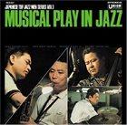 AKIRA MIYAZAWA Musical Play In Jazz album cover