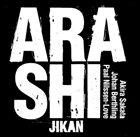 AKIRA SAKATA Arashi : Jikan album cover