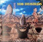 AKIRA SAKATA 108 Desires album cover