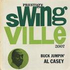 AL CASEY Buck Jumpin' album cover