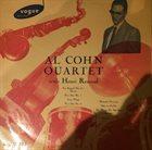 AL COHN Al Cohn Quartet With Henri Renaud album cover