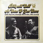 AL COHN Body and Soul (with Zoot Sims) album cover