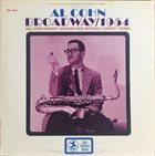 AL COHN Broadway/1954 album cover