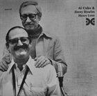 AL COHN Al Cohn & Jimmy Rowles : Heavy Love album cover