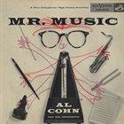 AL COHN Mr. Music album cover