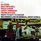 AL COHN Night Flight To Dakar album cover