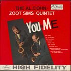 AL COHN Al Cohn - Zoot Sims Quintet : You 'N Me album cover