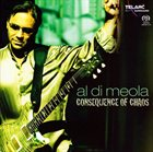 AL DI MEOLA Consequence of Chaos album cover