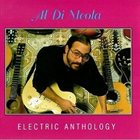 AL DI MEOLA Electric Anthology album cover
