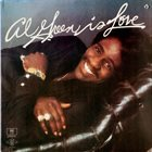 AL GREEN Al Green Is Love album cover