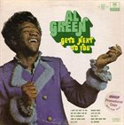 AL GREEN Gets Next To You album cover