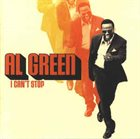 AL GREEN I Can't Stop album cover