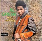 AL GREEN Let's Stay Together album cover