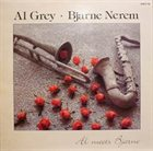 AL GREY Al Meets Bjarne album cover