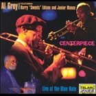 AL GREY Live at the Blue Note album cover