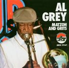 AL GREY Matzoh and Grits album cover