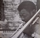 AL GREY Trombone By Five album cover