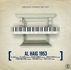 AL HAIG 1953 album cover