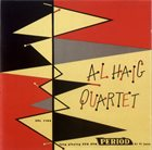 AL HAIG Al Haig Quartet (aka Four!) album cover