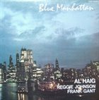 AL HAIG Blue Manhattan album cover