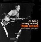 AL HAIG Freedom Jazz Dance album cover