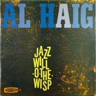 AL HAIG Jazz Will-O-The-Wisp album cover