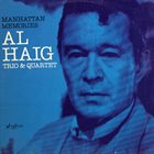 AL HAIG Manhattan Memories album cover