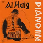 AL HAIG Piano Time album cover