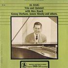 AL HAIG Trio And Quintet! album cover