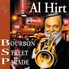 AL HIRT Bourbon Street Parade album cover
