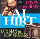 AL HIRT Honey in the Horn / Our Man in New Orleans album cover