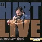 AL HIRT Live on Bourbon Street album cover