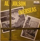 AL JOLSON Overseas album cover