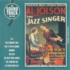 AL JOLSON The Jazz Singer album cover