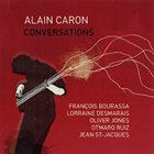 ALAIN CARON Conversations album cover