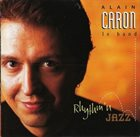 ALAIN CARON Rhythm'n Jazz album cover