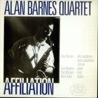 ALAN BARNES Affiliation album cover