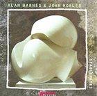 ALAN BARNES Alan Barnes / John Horler : Stablemates album cover