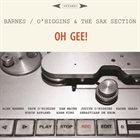 ALAN BARNES Oh Gee! album cover