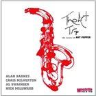 ALAN BARNES The Art Trip album cover