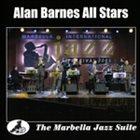 ALAN BARNES The Marbella Jazz Suite album cover