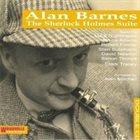 ALAN BARNES The Sherlock Holmes Suite album cover