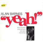 ALAN BARNES Yeah! album cover