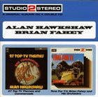 ALAN HAWKSHAW 27 Top TV Themes & Commercials / Time For TV album cover
